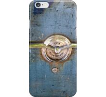 The Buick Special iPhone Case/Skin