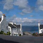 Port Charlotte, Islay by Ian Gray