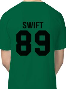 Taylor Swift - College Style [Black] Classic T-Shirt