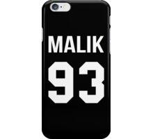 Zayn Malik - College Style [WHITE] iPhone Case/Skin