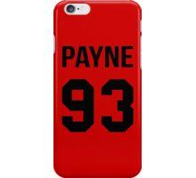 Liam Payne - College Style [Black] iPhone Case/Skin