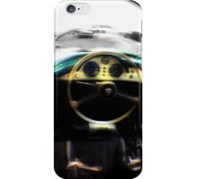1956 Porsche Speedster  iPhone Case/Skin