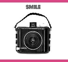 Smile by Hilary Walker