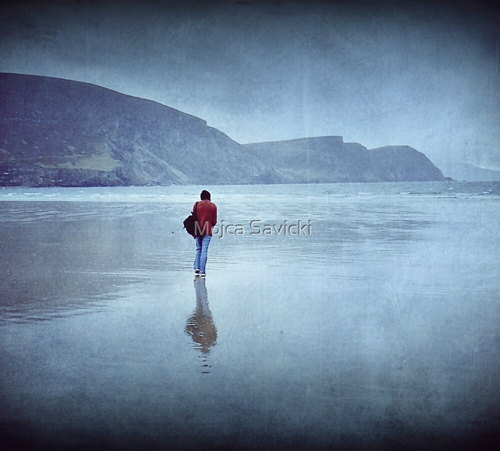 Walking Away by Mojca Savicki