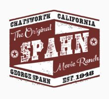 Original Spahn Movie Ranch Design Manson Family by OutlawOutfitter