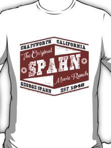 Original Spahn Movie Ranch Design Manson Family T-Shirt