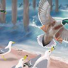 The Ducks Return by Brandon S.