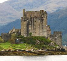 Eilean Donan Castle ~ One More Time by artwhiz47
