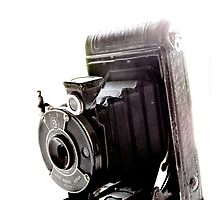 Vest Pocket Kodak by Jonathan Coe