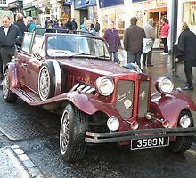 Beauford Classic Family Touring Convertable by Edward Denyer