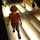 walking on light by rogeriogranato