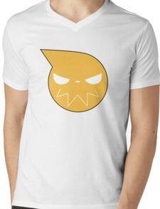 Soul Eater Emblem Mens V-Neck T-Shirt