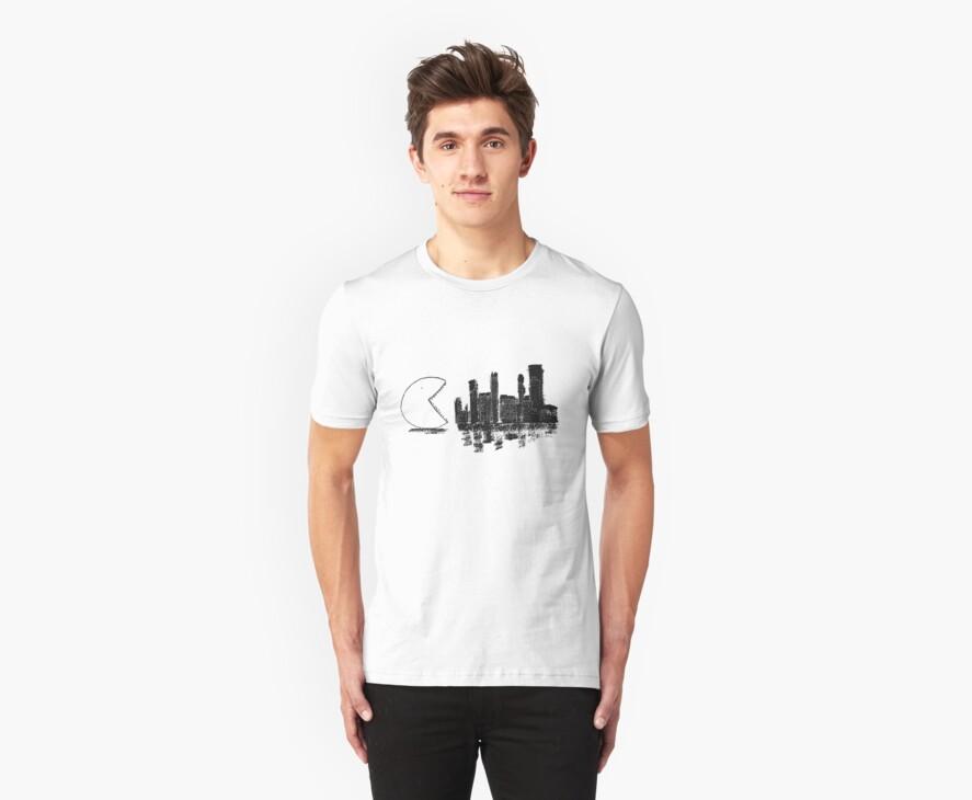 Cityscape by odin