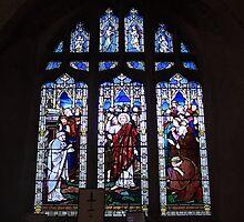 Southfleet, The Raising Of Lazarus by Dave Godden