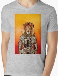 Go flight Mens V-Neck T-Shirt