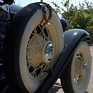Spare Tyre by David Brooks