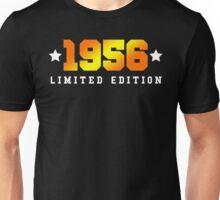 1956 Limited Edition Birthday Shirt Unisex T-Shirt