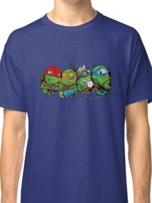Teenage Mutant Ninja Minions Classic T-Shirt