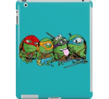 Teenage Mutant Ninja Minions iPad Case/Skin