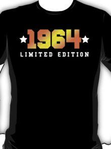 1964 Limited Edition Birthday Shirt T-Shirt