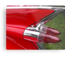 Red Tail Metal Print