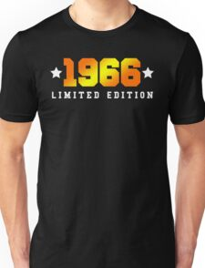 1966 Limited Edition Birthday Shirt Unisex T-Shirt