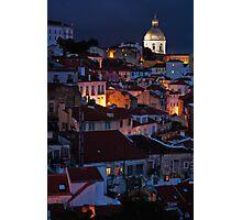 Lights of Lisboa Photographic Print