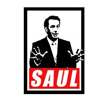 Better Call Saul - Saul (Obey) Photographic Print