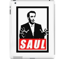 Better Call Saul - Saul (Obey) iPad Case/Skin