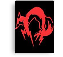 Metal Gear Solid - KojiPro LA Alt Canvas Print