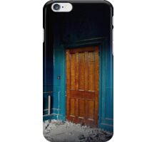 Into Nothing iPhone Case/Skin