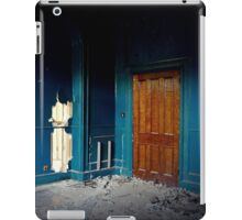 Into Nothing iPad Case/Skin
