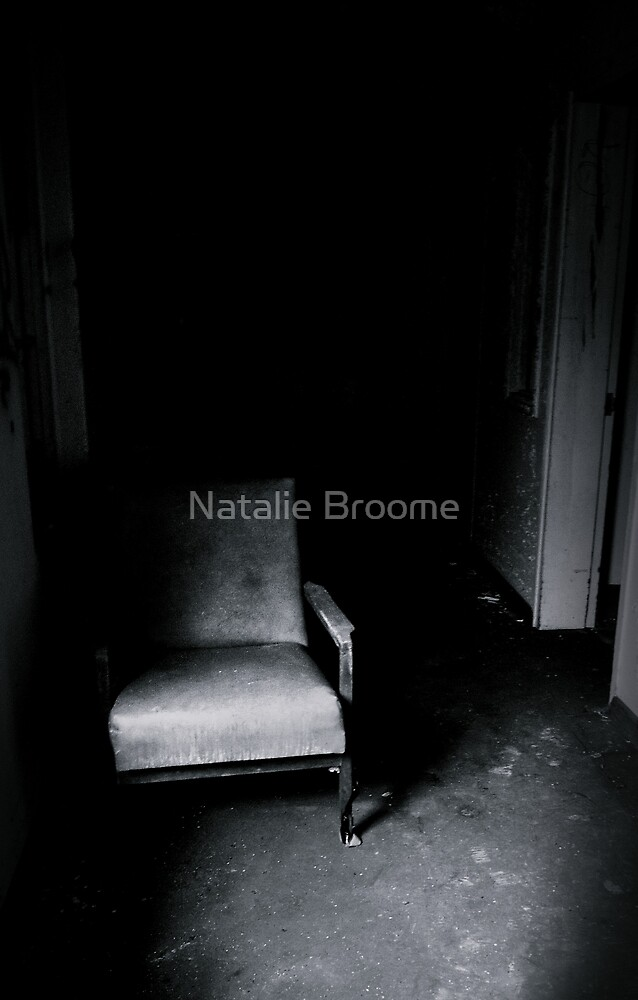 In The Shadows by Natalie Broome