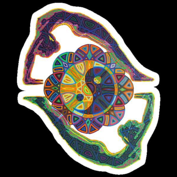 yin yang - 2010 by karmym