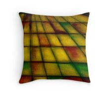 Emblematic Space, part 1 Throw Pillow