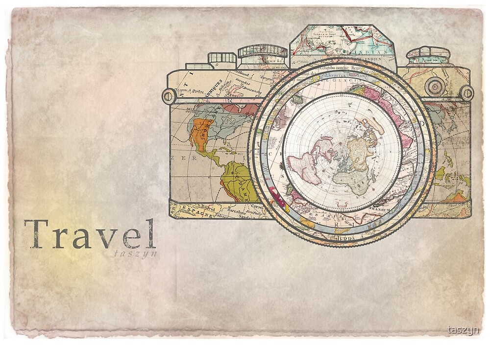 Travel by taszyn