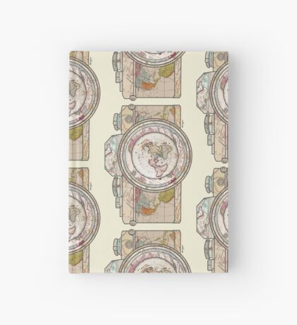 Travel Hardcover Journal
