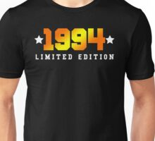 1994 Limited Edition Birthday Shirt Unisex T-Shirt
