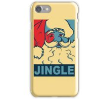 JINGLE iPhone Case/Skin