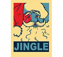 JINGLE Photographic Print