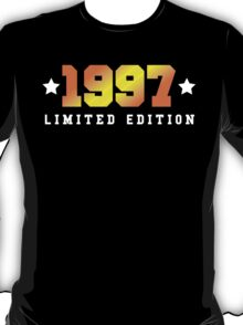 1997 Limited Edition Birthday Shirt T-Shirt