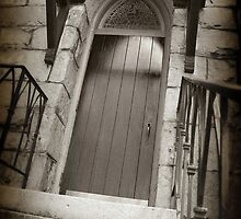 Portals 1 - Episcopal Church of the Advent by Heather Schiefer
