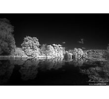 Autumnal Reflections Photographic Print