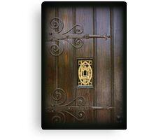 Portals 2 - First Presbyterian Canvas Print
