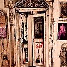 Broken Doors # 2 ( Salvation )  by John Dicandia  ( JinnDoW )
