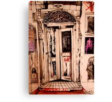 Broken Doors # 2 ( Salvation )  Canvas Print