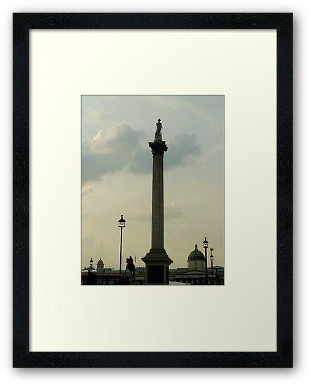 Nelson in Trafalgar by Themis