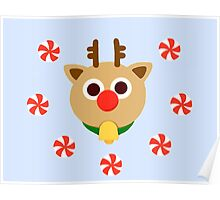 Mint Rudolph Poster