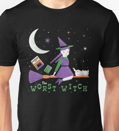 The Worst Witch T-Shirt