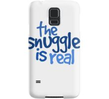 The snuggle is real Samsung Galaxy Case/Skin
